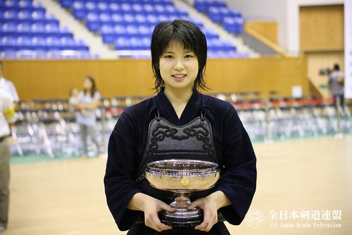 前年度優勝:山本真理子選手