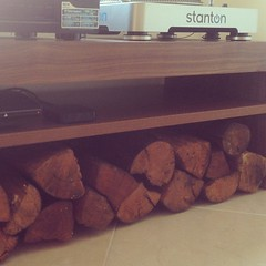 #DIY #Wood #PS3 #Stanton #Vinyl