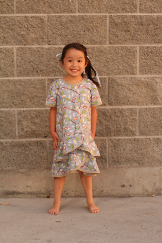 oliver and s pinwheel tunic and dress by replicate then deviate