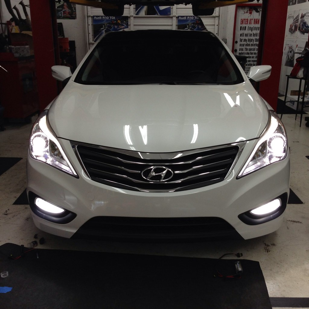2013 Azera Fog Lights Page 3 Hyundai Forums Hyundai