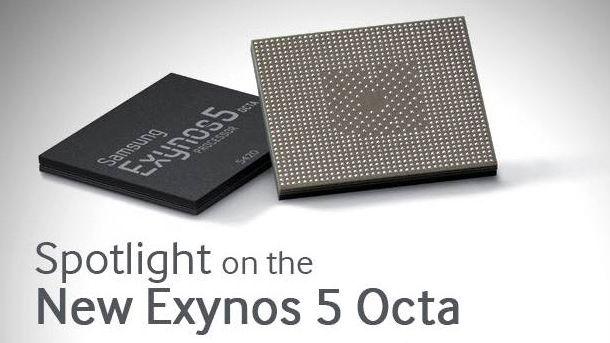Exynos 5 Octa HMP