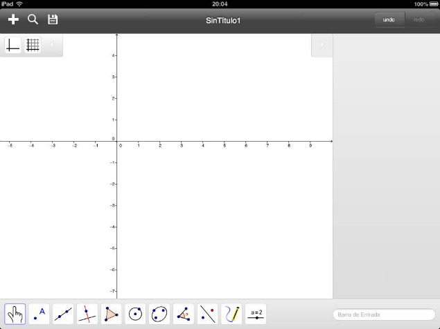GeoGebra para iPad, tablets Android y Windows 8 ya disponible