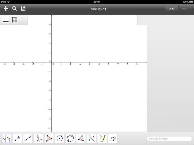 GeoGebra para iPad, tablets Android y Windows 8 ya disponible
