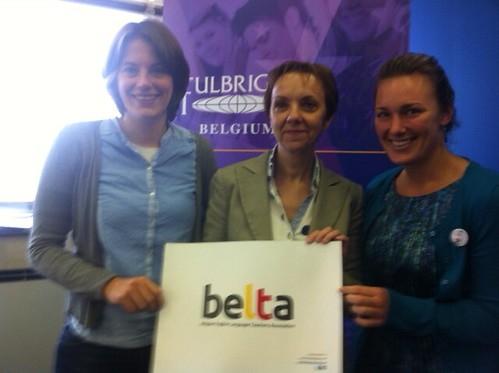 Fulbright Partners with BELTA