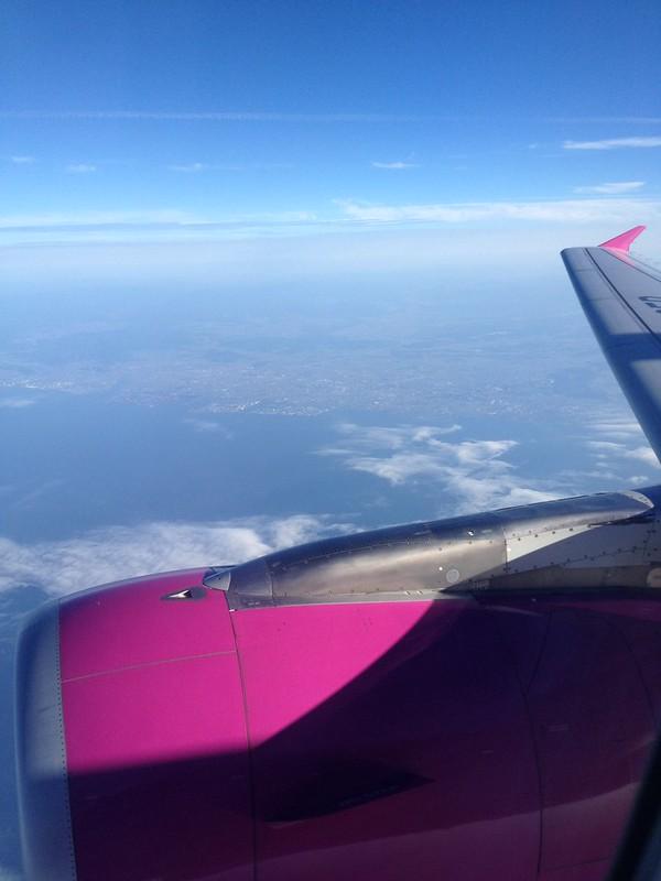台北に向けて順調に飛行 by haruhiko_iyota