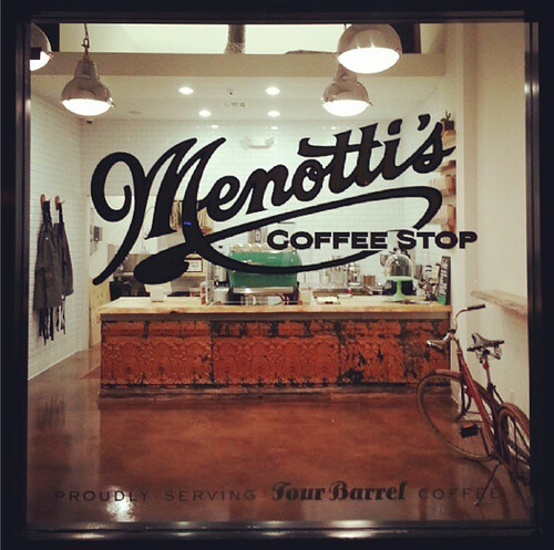 Menotti's Coffee Stop Venice Beach