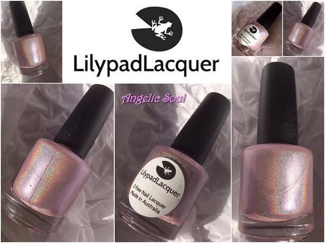lilypadcollage