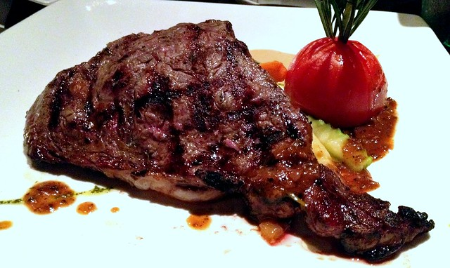 Grilled USDA Sirloin