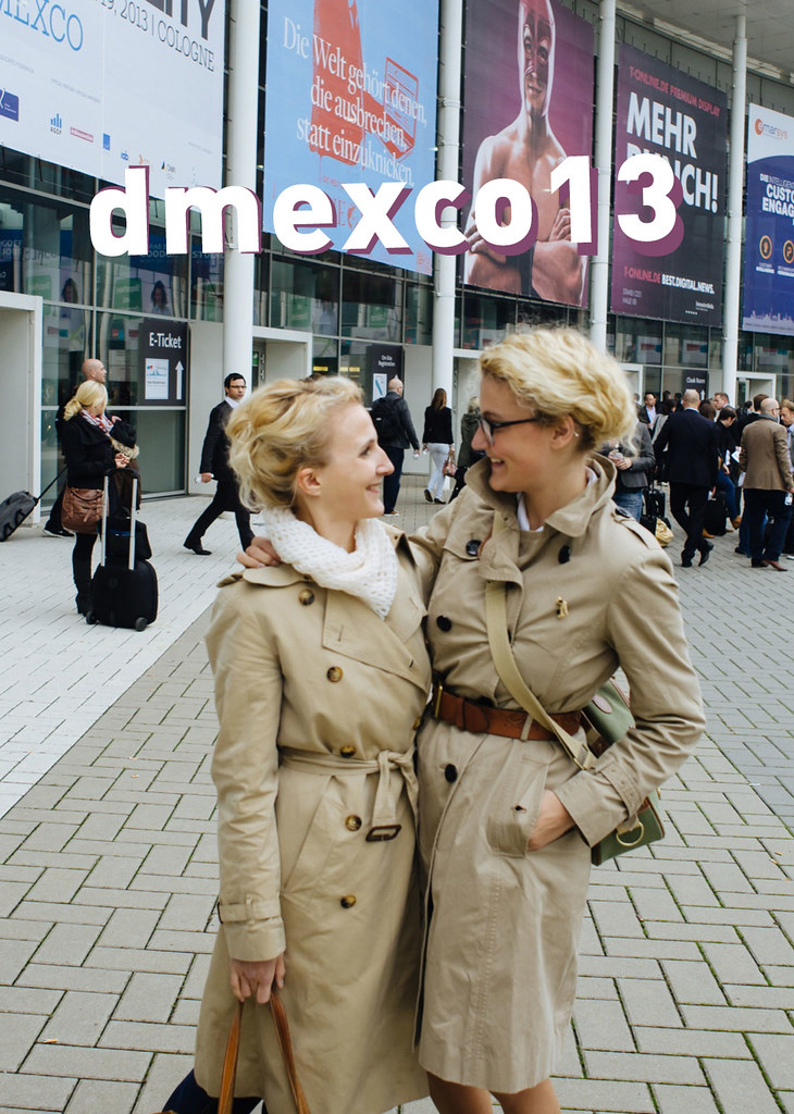 sisterMAG at dmexco 2013