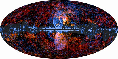 Planck - Galactic Haze Plus Fermi Bubbles