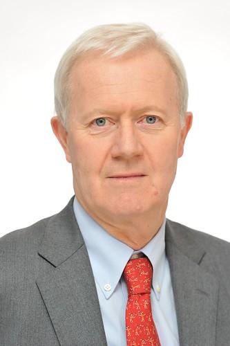 Tennis Foundation Director, Geoff Newton