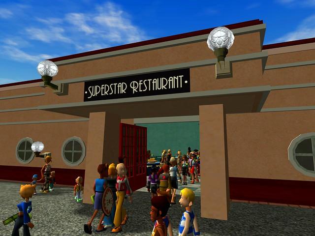 Miramar Studios Park - SuperStar Restaurant