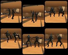 ダンスde訓練!