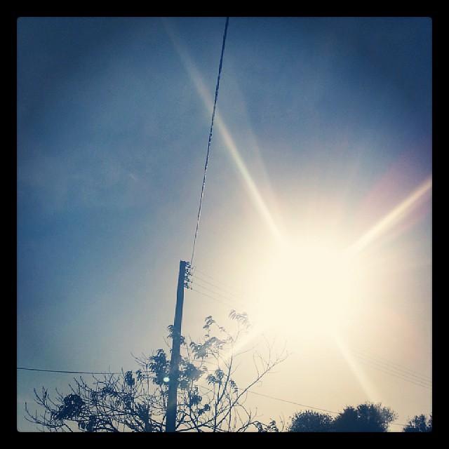 ♧ magnifique soleil en #bretagne ♧ #paimpol #ourlittlefamily #france