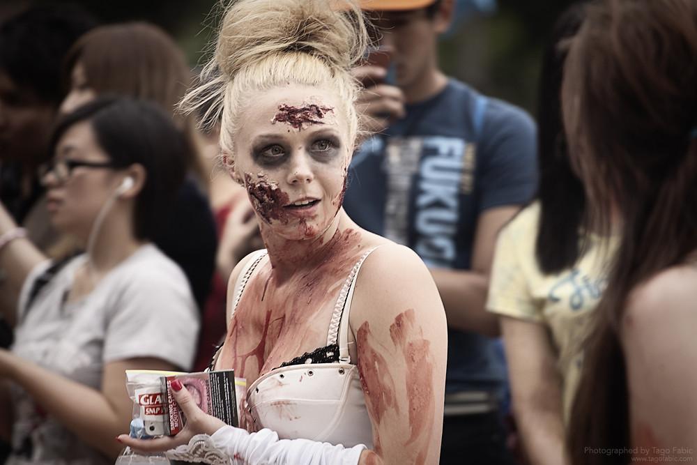 Sydney Zombie Walk 15