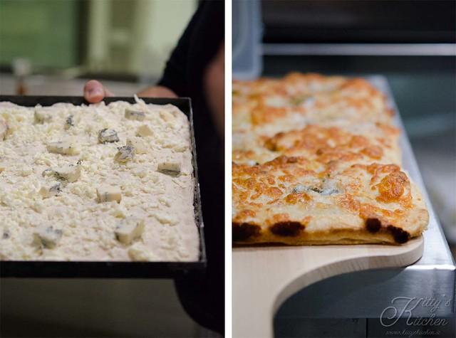 pizza millefoglie