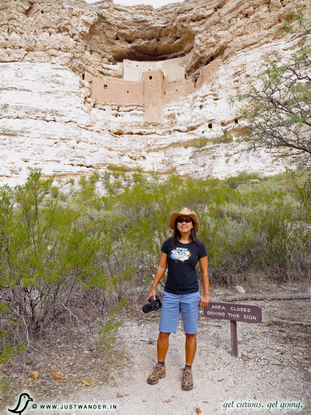 Montezuma Castle National Monument Camp Verde Arizona