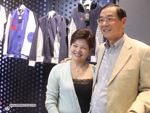 Calvin Chen parents