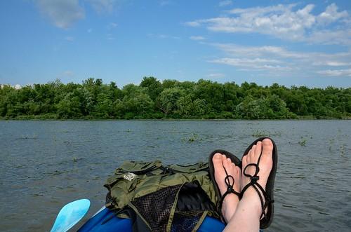 kayaking paddling carmounts ozarkswalkabout