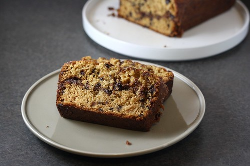 Cinnamon-Swirl Chocolate Chip Bread