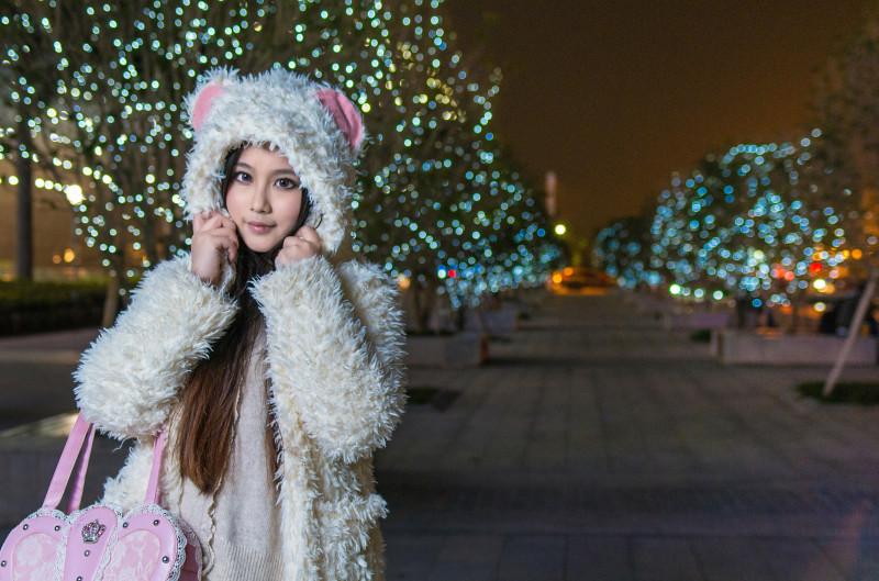 聖誕夜景大作戰---小公主眼中的公主