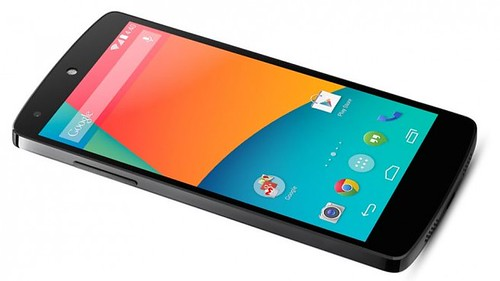 Nexus 5: Smartphone de Alta Gama, Simple e Inteligente