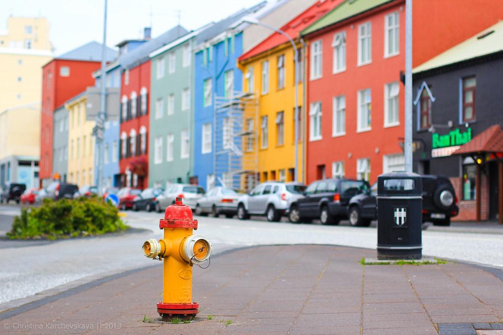Reykjavik [24]