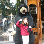 There's bear on you