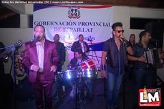 Fiesta de los comunicadores, por la gobernación provincial @ Club amigos de la Duarte