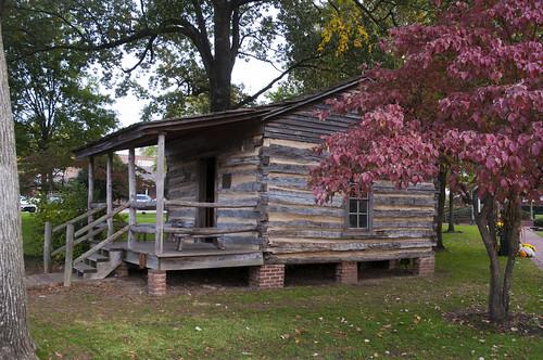 Confederate Park - Collierville, Tennessee {Explore}