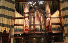 cathedral, synagogue, organ pipe, place of worship, organ, pipe organ, wind instrument,