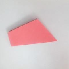 สอนวิธีการพับกระดาษเป็นดอกมะเฟือง (Origami Carambola) 002