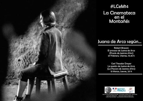#LCeM14. Juana de Arco según...