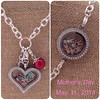 Mother's Day Lockets