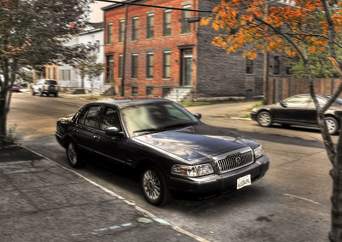 Troy N.Y. - Mercury Grand Marquis 01