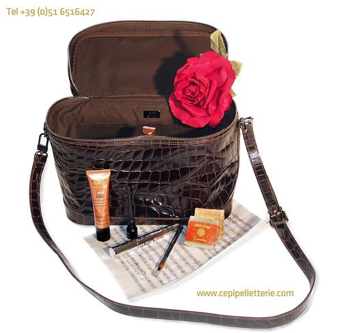luxury italian beauty case