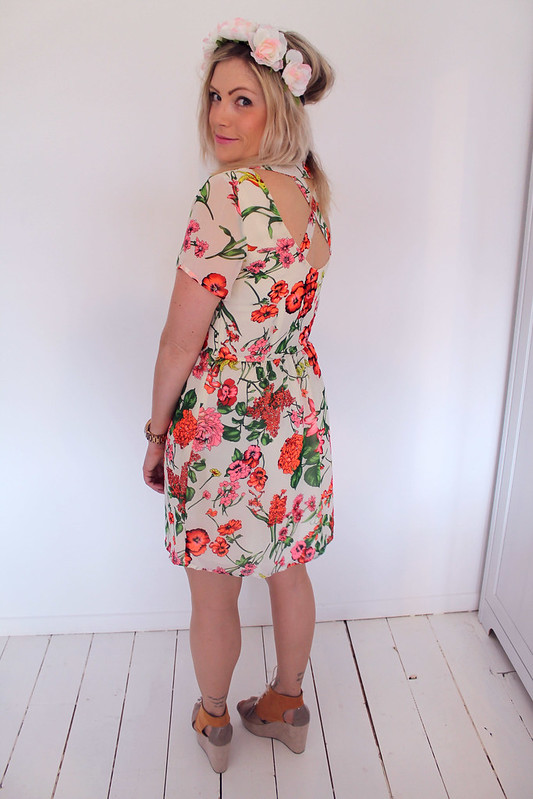 Poppy Lux dress
