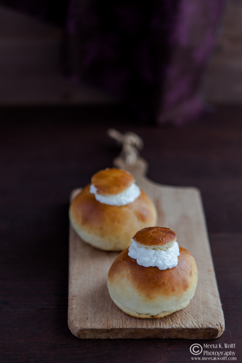 Semlor-Swedish Cream Buns 0129