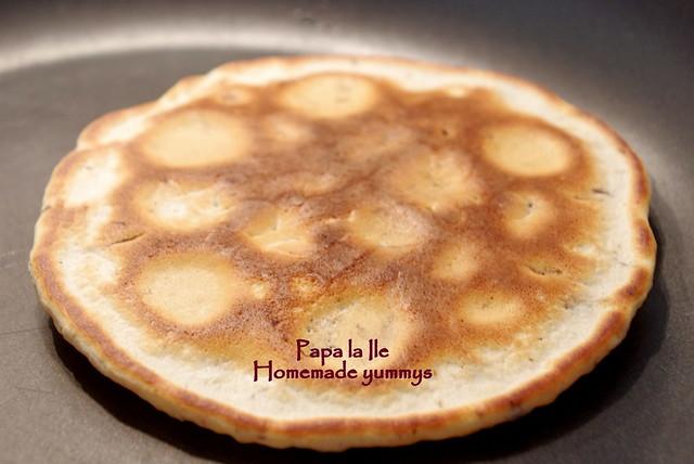 Pancakes cu ciocolata si fructe (5)
