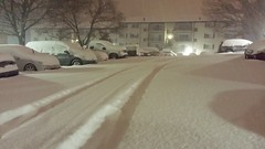 Snowstorm, February 13-17, 2014