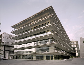 Actelion Research and Laboratory Building - Allschwil, Switzerland