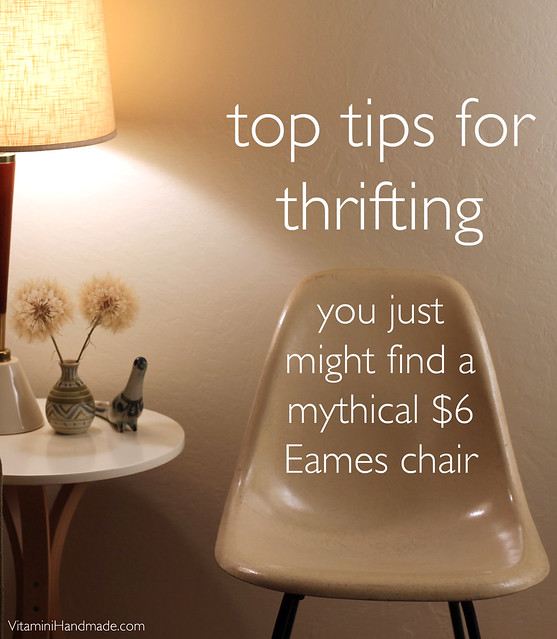 Top Tips for Thrifting