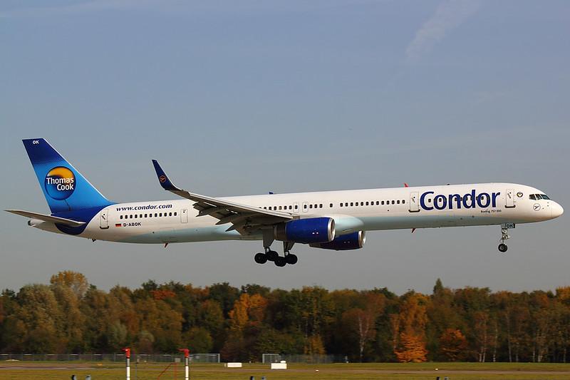 Condor - B753 - D-ABOK