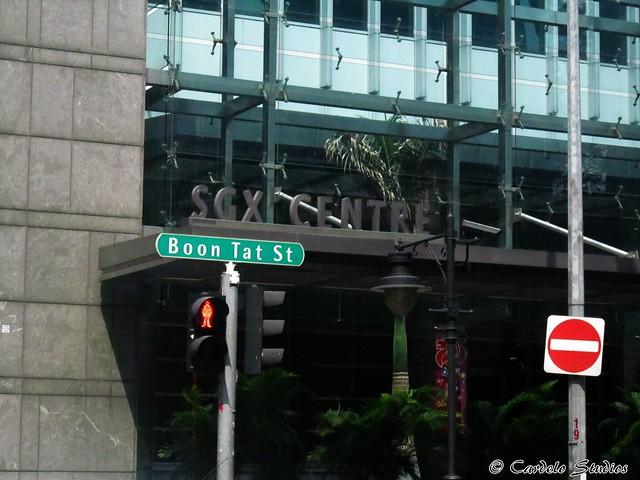 Boon Tat Street