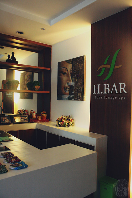 H.Bar Body Lounge