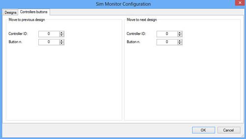 Sim Monitor Config 4