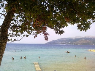 DRY TREE beach, Ksamil, Albania