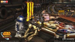 Star Wars Pinball: Droids