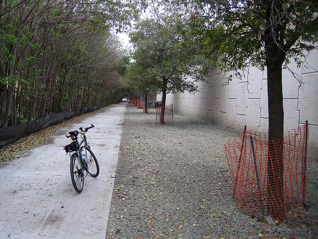 Central Trail South