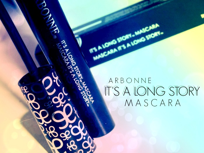 Arbonne It's a Long Story Mascara (1)